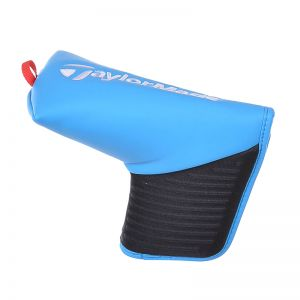 Taylormade Molded Panel Putter Headcover (blue) Not Applicable