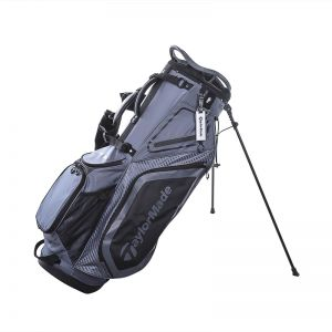Taylormade 8.0 Stand Bag (charcoal/black) Not Applicable