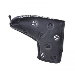 Taylormade Metal-t Blade Putter Headcover (black) Not Applicable